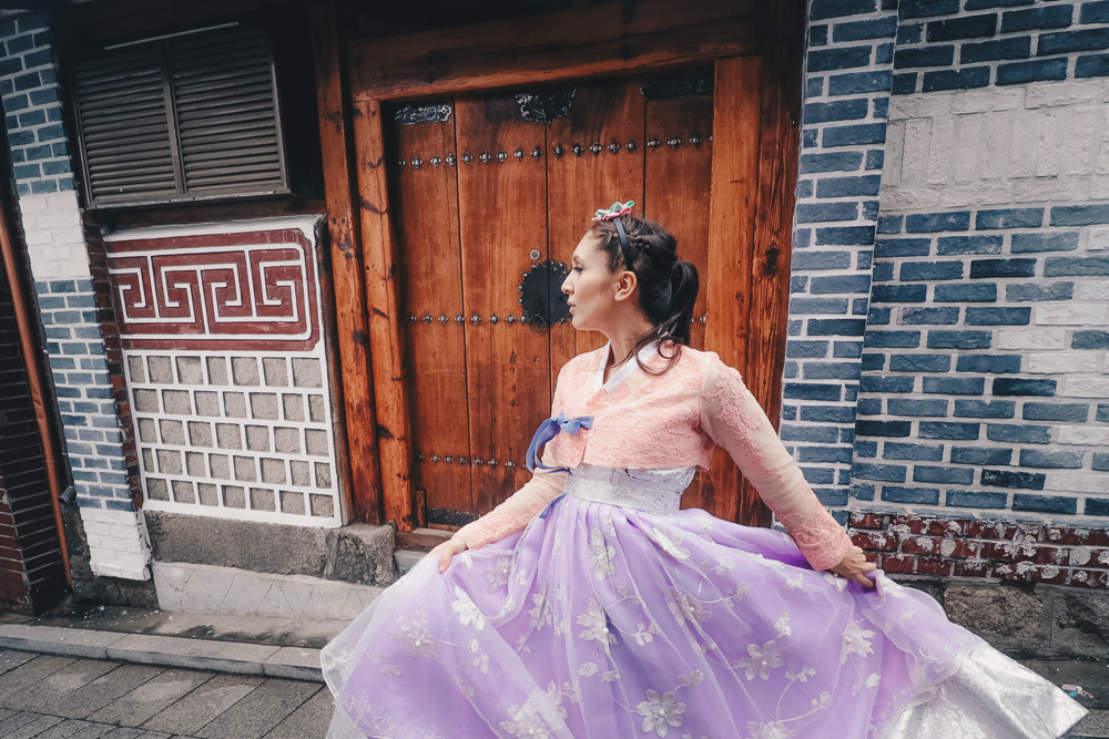 Guide to renting a Korean hanbok