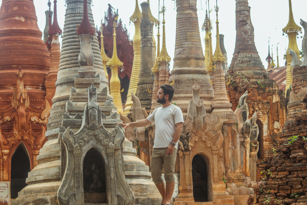Anatomie clothes in Myanmar