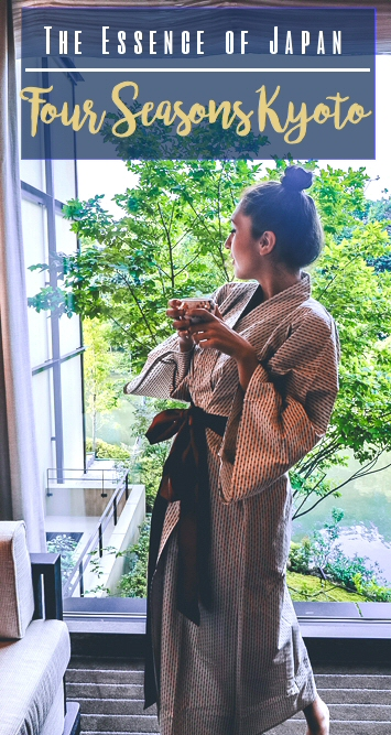 A hotel review of the Four Seasons Kyoto. With design blending modern and traditional Japanese, it's earned our vote for the best new luxury hotel in Japan!