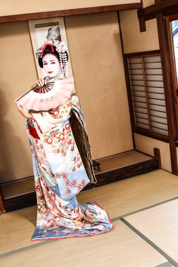 Maiko Kyoto Japanese Geisha Makeover in Japan