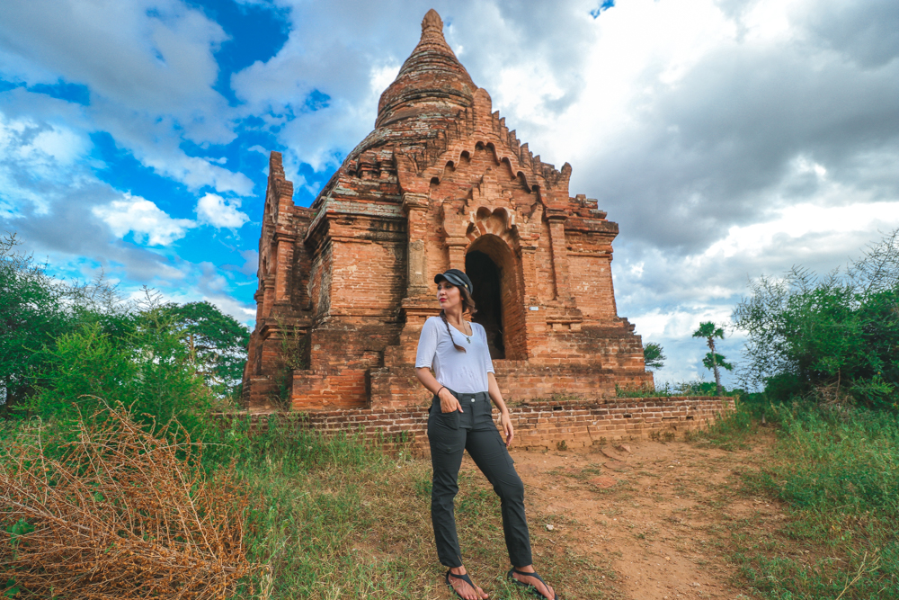 Myanmar travel outfits for everyday adventurers to travel in style