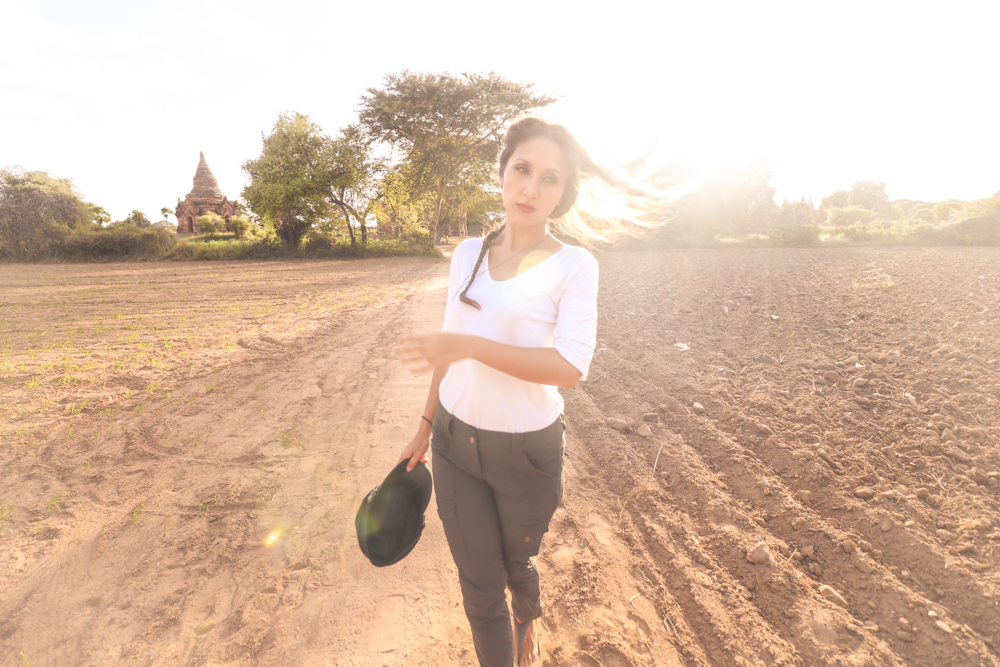top luxury travel clothes for Myanmar travel