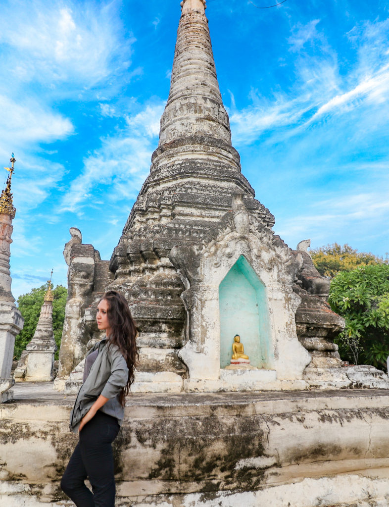 What to wear on a plane to Myanmar