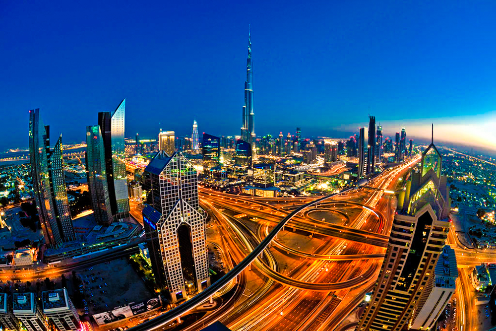 Urban things to do in Dubai City Guide