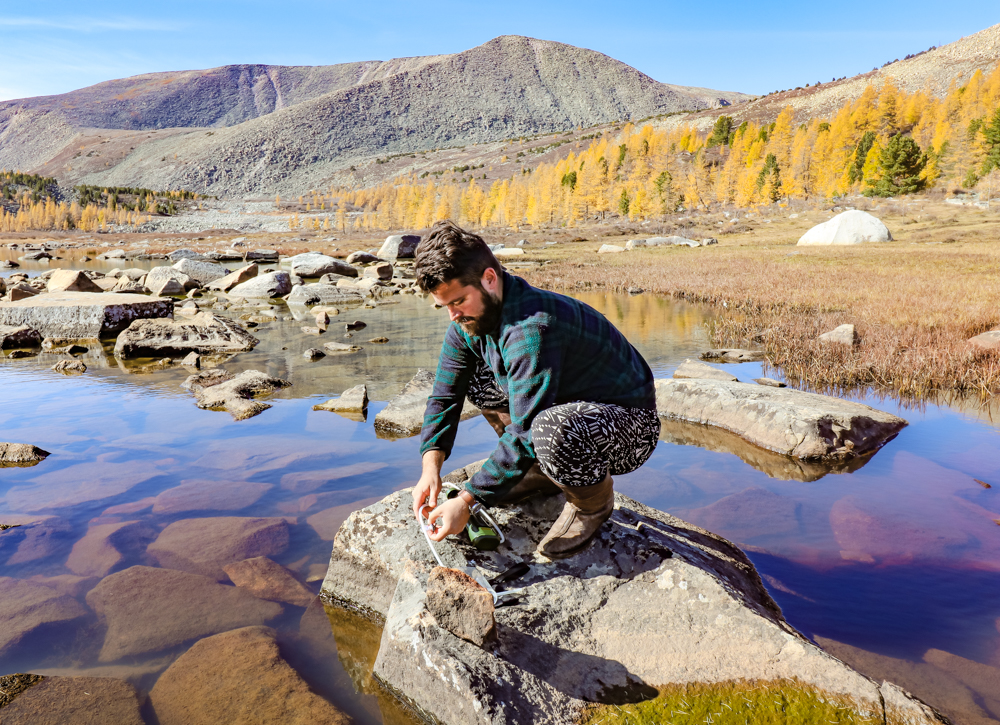 Survivor Filter Pro Review: How to Purify Water on Mongolia trek