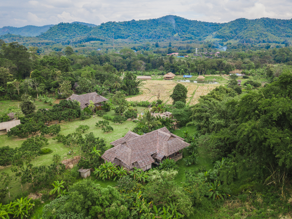 Thailand tourism experience with hill tribes Thailand: Lisu Lodge by Asian Oasis
