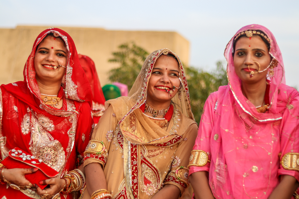 Royal Indian Wedding at Thar Oasis Resort & Camp