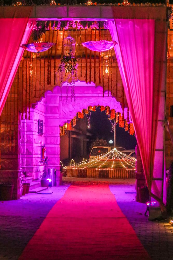 Royal Indian wedding Thar Oasis resort