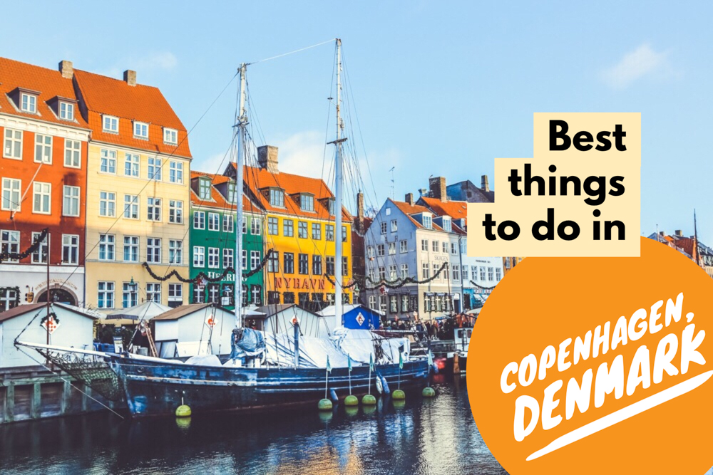 With striking Copenhagen restaurants, attractions, and design, this list of the top things to do in Copenhagen will show you all the best Copenhagen sights! If you're looking for what to do in Copenhagen, Denmark, you'll find your answers here!
