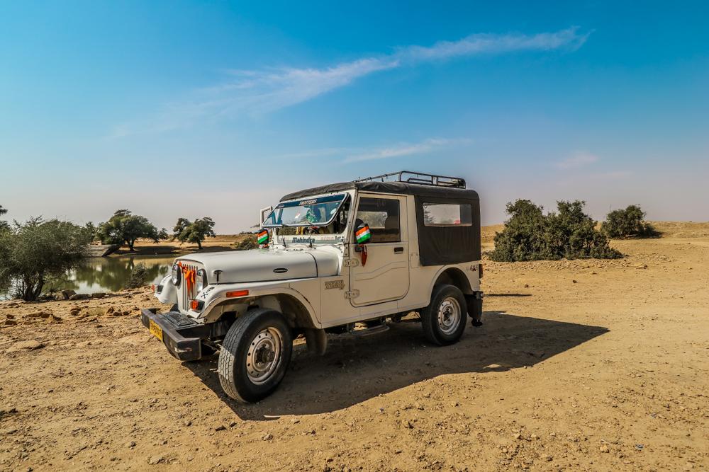 Jeep Oasis Jaisalmer