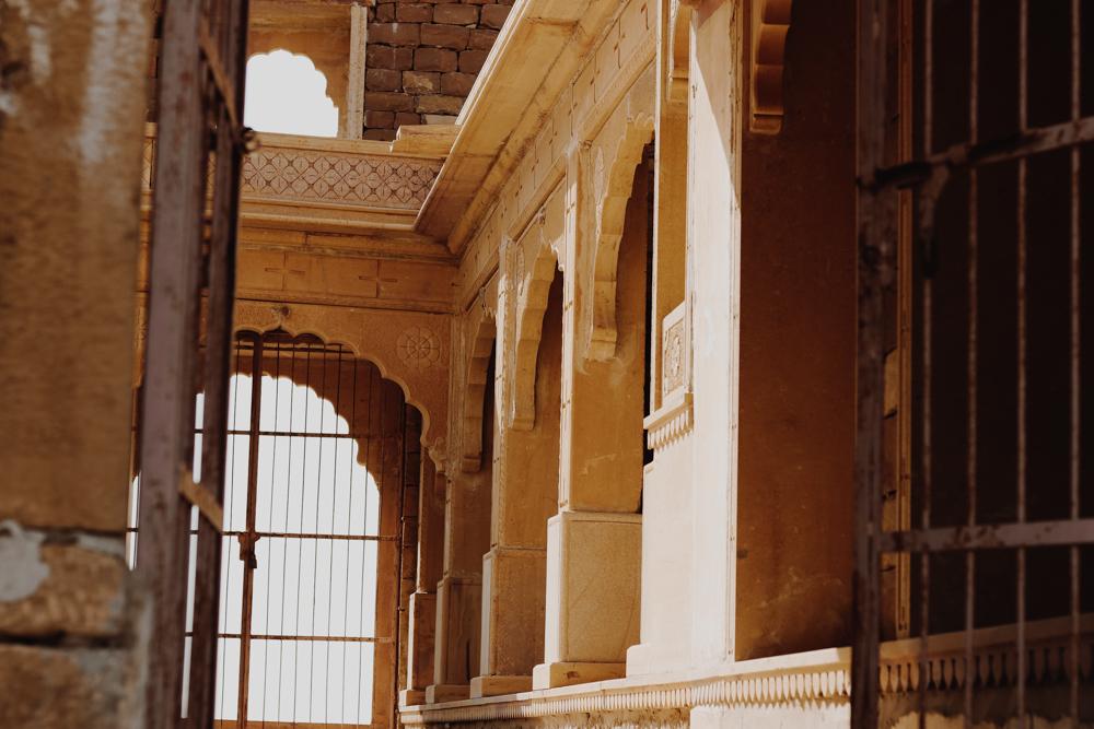 Rajasthan ghost village