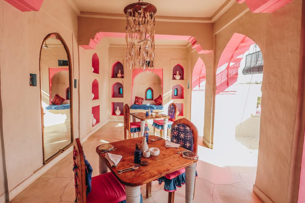 5 star hotels in India experience at Lakshman Sagar