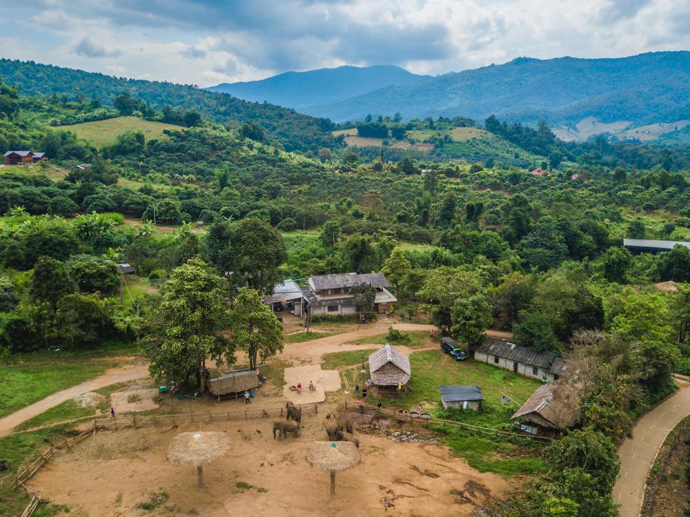 Landscape Chiang Mai, Thailand