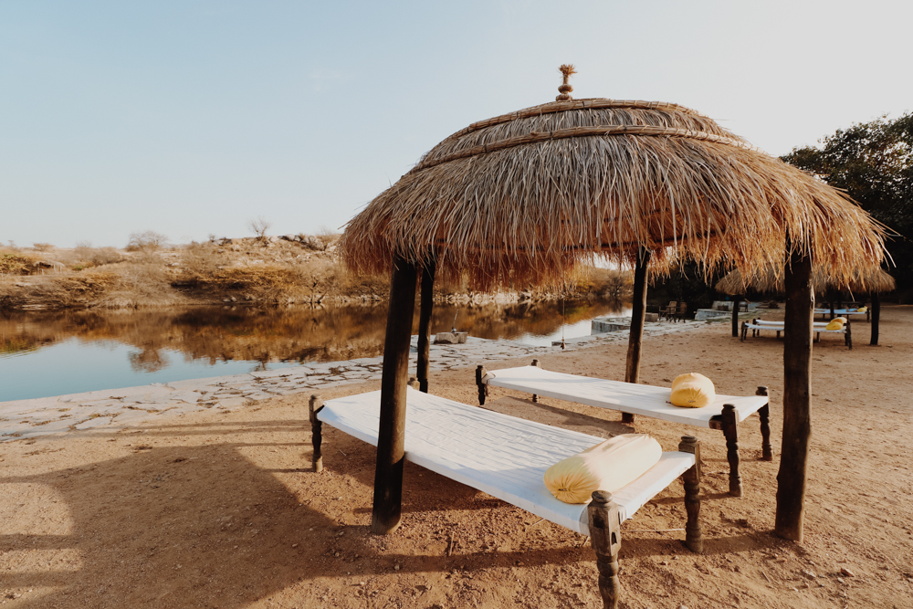 Relaxation at Lakshman Sagar