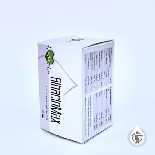 AlbacinMax tabletta 4