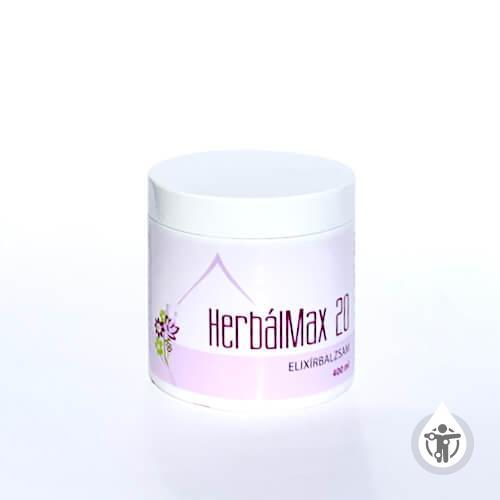 HerbálMax 20 elixírbalzsam 3