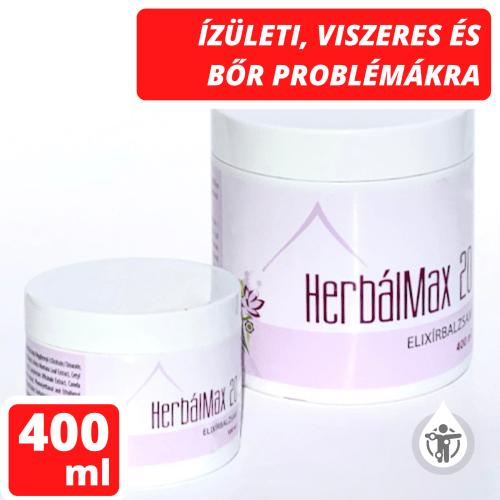 HerbálMax 20 elixírbalzsam 1