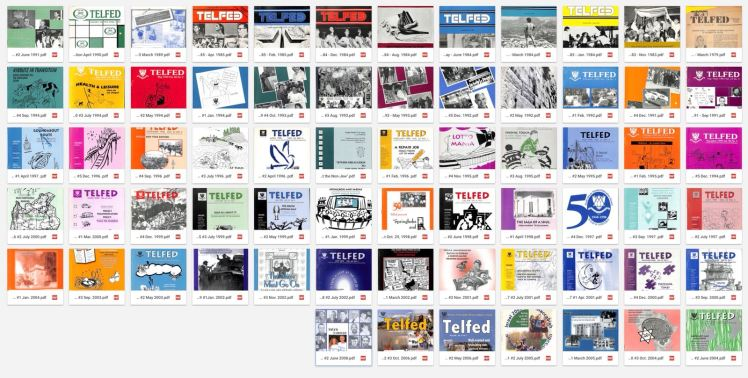 compilation of mags