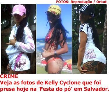 Telinha News: Filho de policial é principal suspeito por morte de Kelly Cyclone