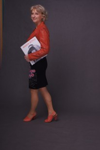 Sukienka Desigual zakupiona w La Defense