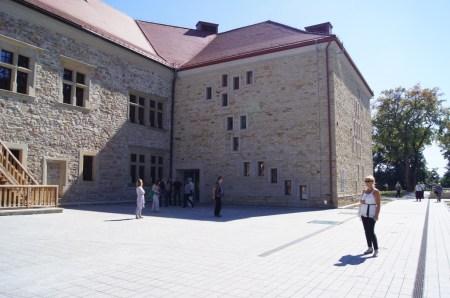 Budynek Muzeum w Sanoku