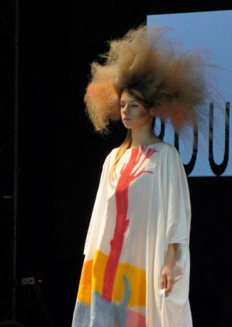 Pokaz fryzur
