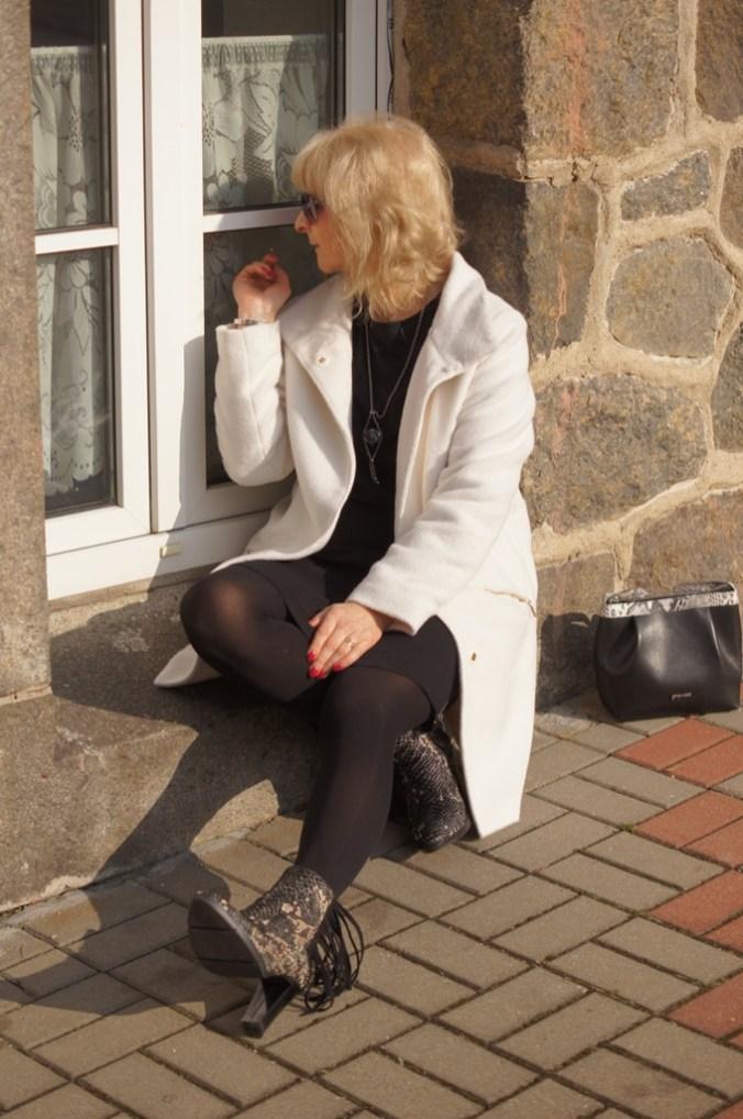 Inna odsłona białego płaszcza