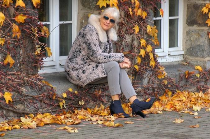 Jesienna gra w kolory