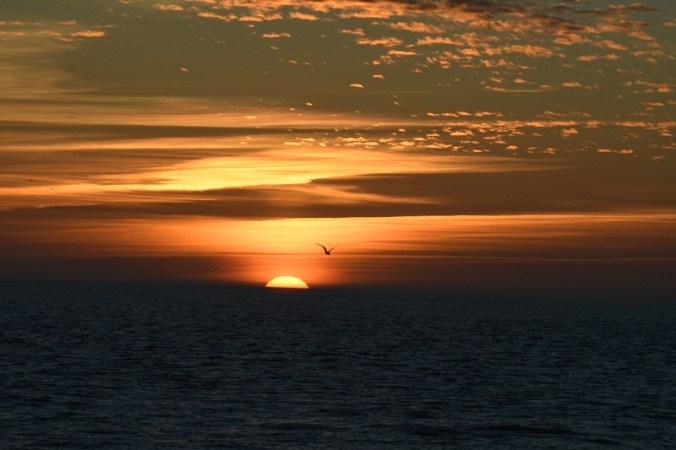 Zachody słońca są najpiękniejsze