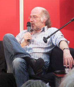 Schriftsteller Frank Schulz, Leipziger Buchmesse 2012
