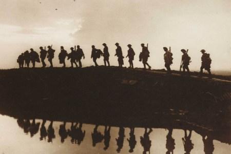 Britische Truppen im Ersten Weltkrieg