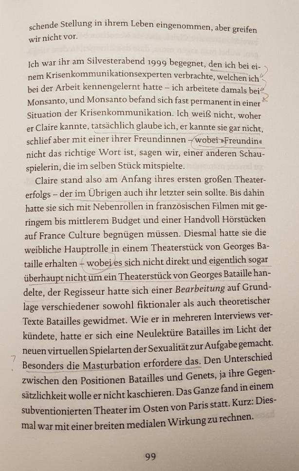 Page-99-Test: Michel Houellebecq