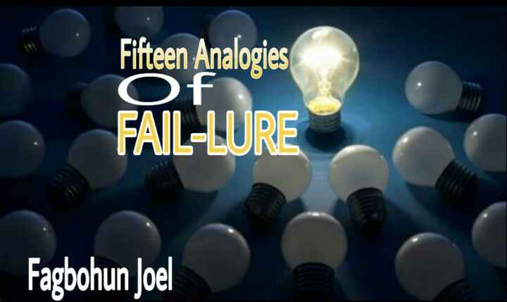 FIFTEEN ANALOGIES OF FAILURE