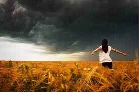 Through the storm of life