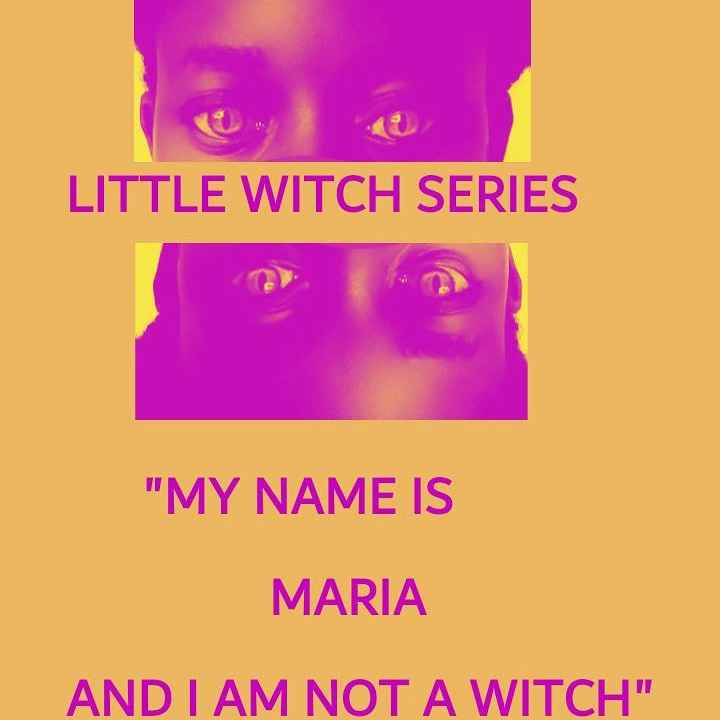 LITTLE WITCH SERIES (PROLOGUE)