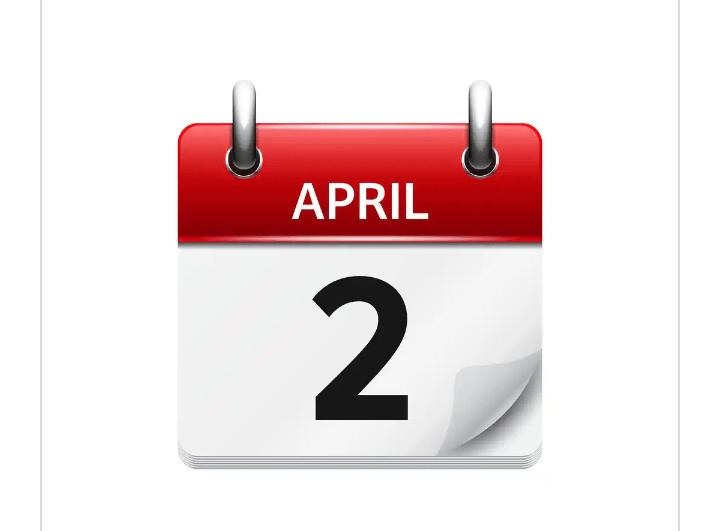 APRIL 2 - BROKEN PROMISES