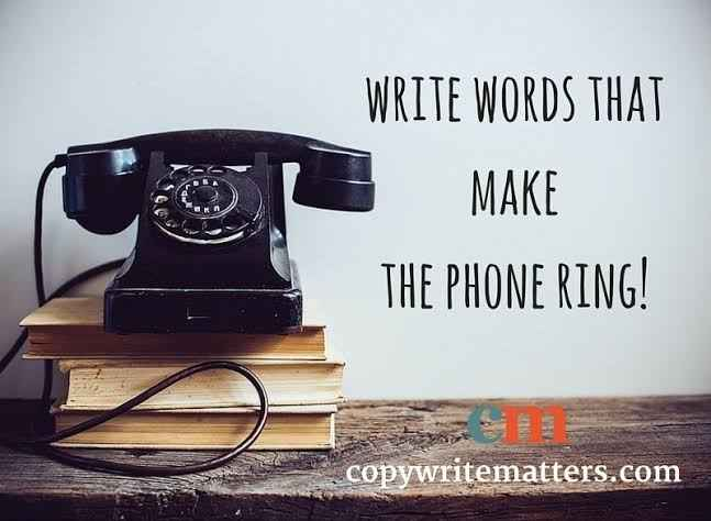THE ART OF COPYWRITING: WHAT YOU SHOULD KNOW