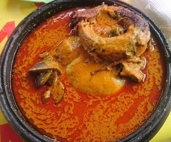 The mystery of Ghanaian diets