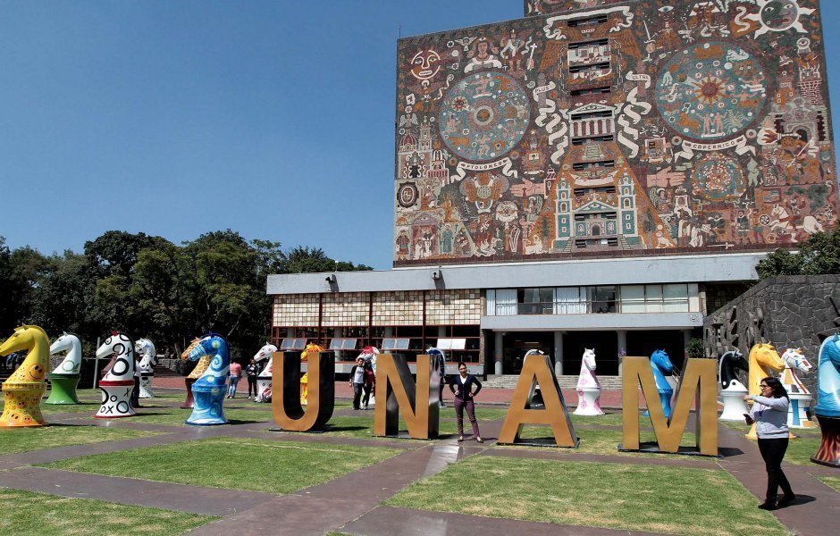 UNAM, universitas terbaik kedua di Meksiko dalam hasilkan lulusan siap kerja