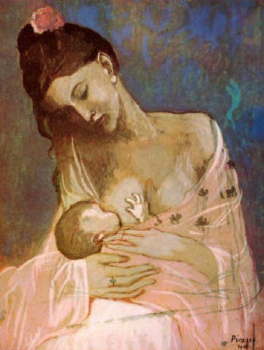 Moderskap, 1905
