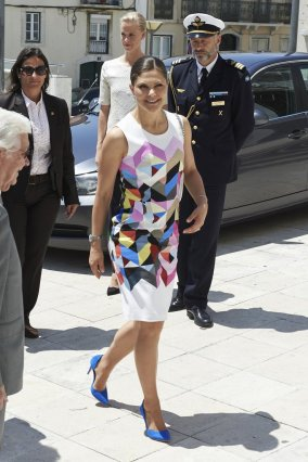 Crown-Princess-Victoria-Sweden-wearing-Preen