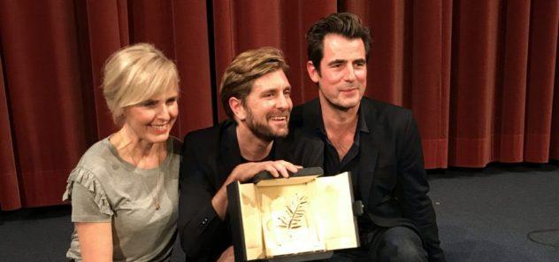 The Square vann Guldpalmen i Cannes 2017