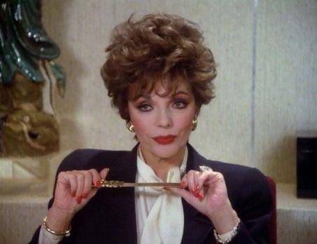 "Joan Collins i ""Dynastin"""