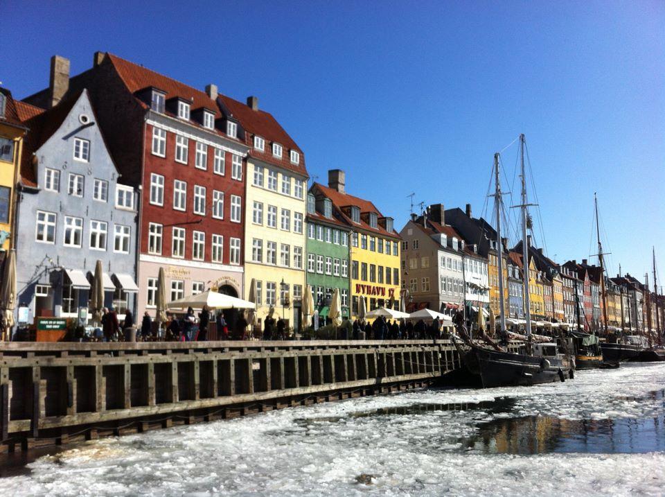 Köpenhamn, lykke och kvinnlig kraft