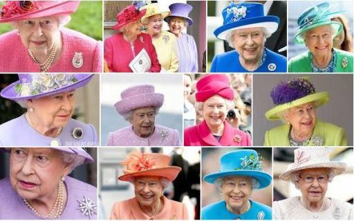 brosch drottning elizabeth