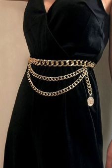 reversible obi style wrap belt - sewing pattern