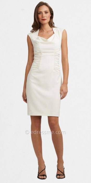 white_side_ruched_day_dresses_by_adrianna_papell_1
