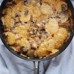 Kartoffel-Pilz-Auflauf …mit Soulfood in den Herbst