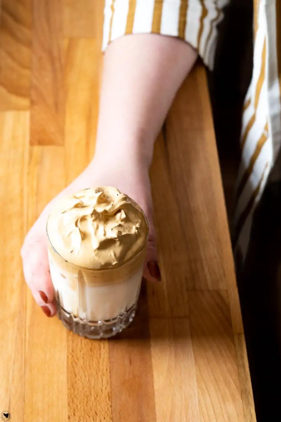 Dalgona Kaffee Rezept 2