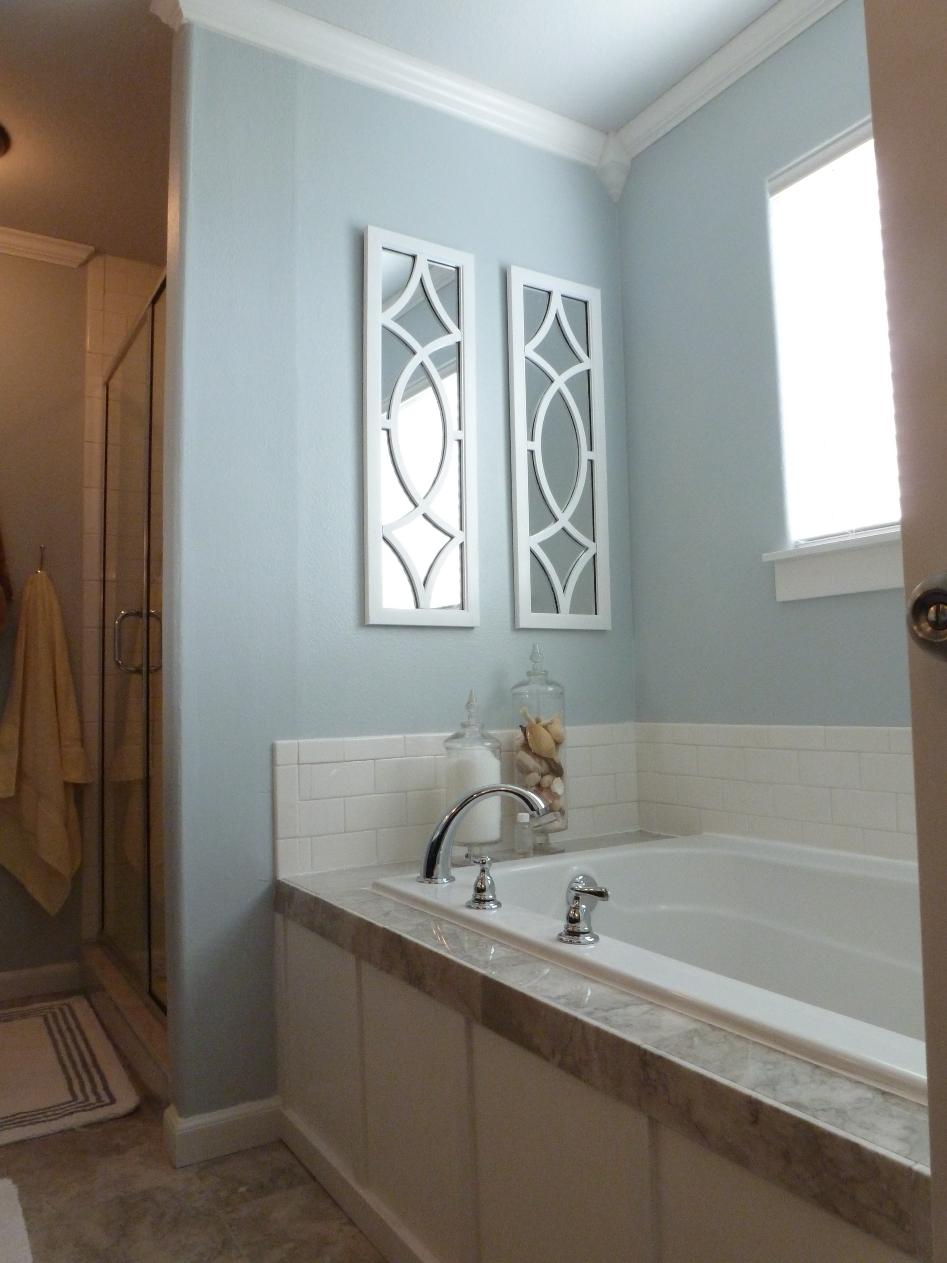 black and blue and beautiful bathroom remodel on blue paint bathroom ideas exterior id=67700